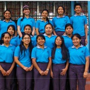 Vida Chijacorral Grade 13 Class