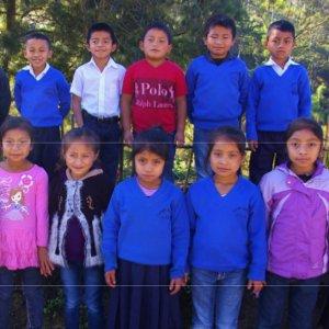 Vida Chijulha Grade 3 class
