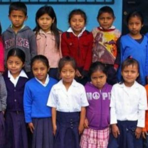 Vida Nueva Grade 2 Class