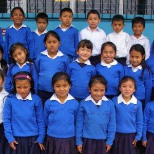 Vida Purhulha Grade 2 Class