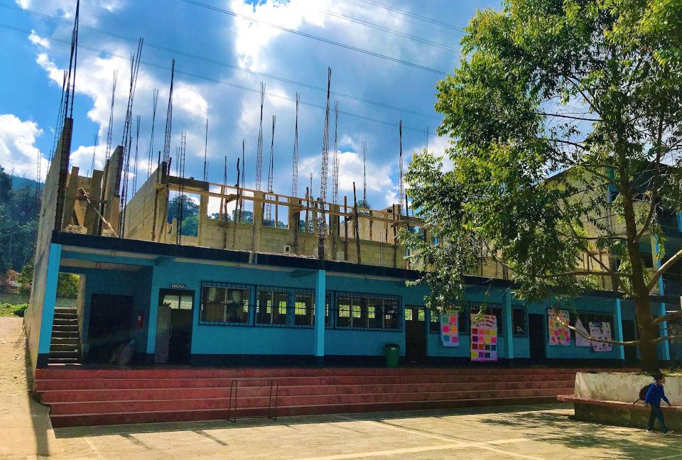 construction at Vida Chijacorral