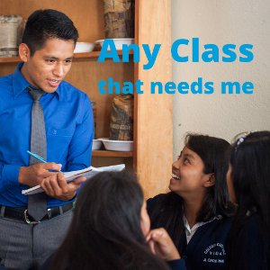 Support any class