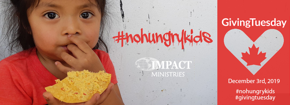 #GivingTuesday #NoHungryKids